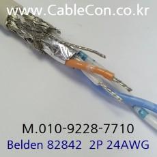 BELDEN 82842 3미터 벨덴 통신용(RS-485)